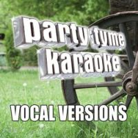 Party Tyme Karaoke - Warning Labels (Made Popular By Doug Stone) [Vocal Version]
