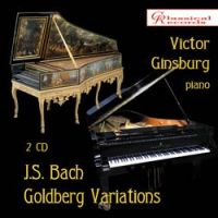 Victor Ginsburg - The Goldberg Variations BWV 988: 15.  Variatio 30 a 1 clav. Quodlibet