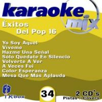 Karaoke Box - A Veces Fui (Karaoke Version)